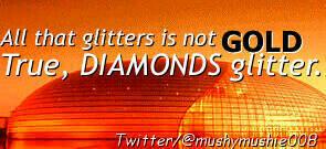 Glitters!